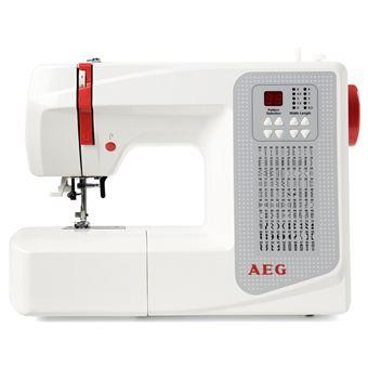 Máquina de Costura Eletrónica Aeg 6200