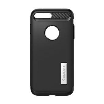"capa para telemóvel Spigen 043CS20648 5.5"" Revestimento Preto"