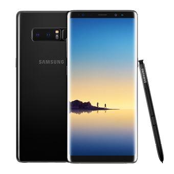 Smartphone Samsung SM-N950F Galaxy 6GB 64GB Preto