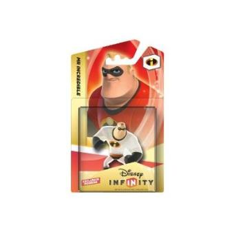 Disney Infinity Figura Crystal: Mr. Increíble Var