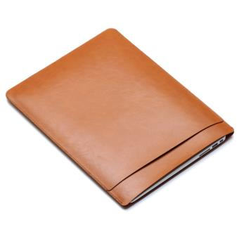 Mala de SOYAN Notebook para MacBook Pro 15,4' - Marrom