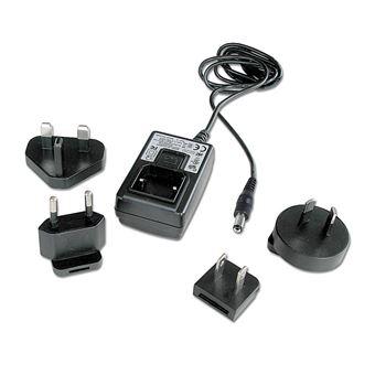adaptador e transformador Lindy Multi Power Supply  4,5 W Preto