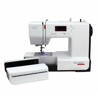 Máquina de Costura Eletrónica Bernette Swiss Design B37