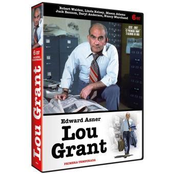 Lou Grant Primera temporada (6DVD)
