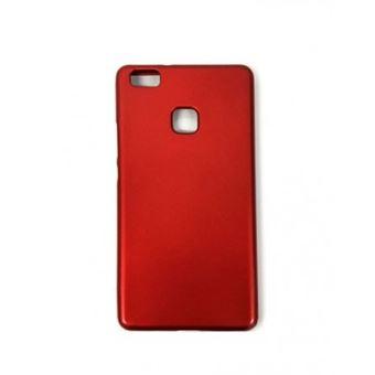 Capa Lmobile S em Gel Matte para Huawei P9 Lite Vermelho
