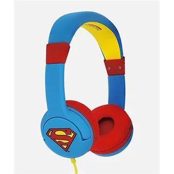 Auscultadores Superman