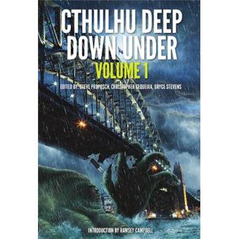 cthulhu Deep Down Under Volume Paperback -