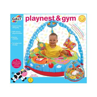 Ginásio de Bebé Galt Playnest and Gym