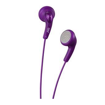 Auriculares JVC HA-F14 violeta