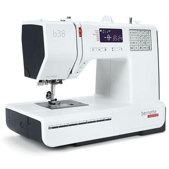 Máquina de Costura Eletrónica Bernette Swiss Design B38