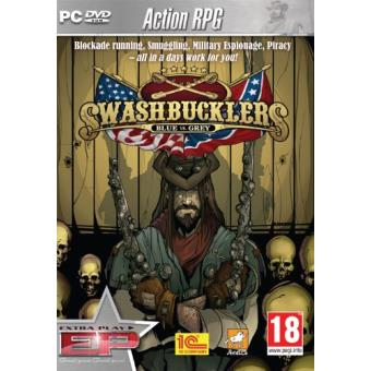 Swash Bucklers (PC DVD)