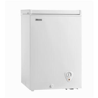 Arca Congeladora Horizontal Meireles MFA 100 W 98L A+ Branco