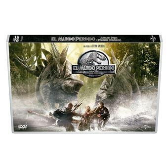 Parque Jurásico 2 - Edición Horizontal 2018 / The Lost World: Jurassic Park (DVD)
