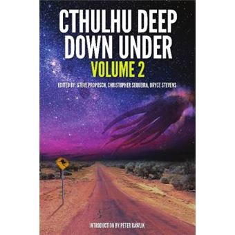 cthulhu Deep Down Under Volume Paperback -