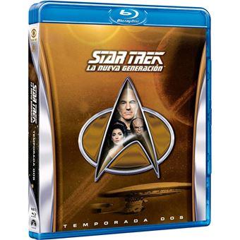 Star Trek: The Next Generation (1987) Temporada 2 / Star Trek: La nueva generación (Blu-ray)