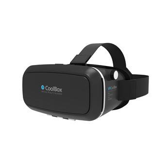 Óculos Coolbox VR 3D para Smartphone