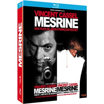 Mesrine (Pack 1-2) (2Blu-ray)