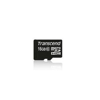 Cartão de memória transcend 16gb microsdhc class 10 uhs-i classe 10