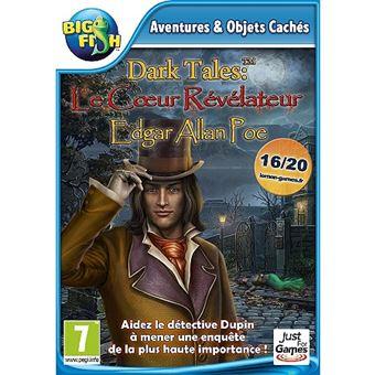 Dark Tales 8: Le Coeur Révélateur par Edgar Allan Poe PC