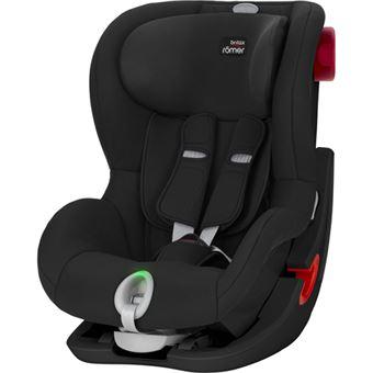 Cadeira Auto Römer King II LS cadeira auto para bebé 1 (9 - 18 kg 9 meses - 4 anos) Preto, Vermelho