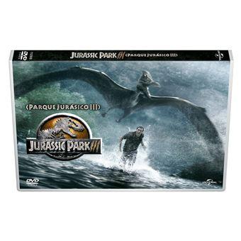 Parque Jurásico 3 - Edición Horizontal 2018 / Jurassic Park III (DVD)