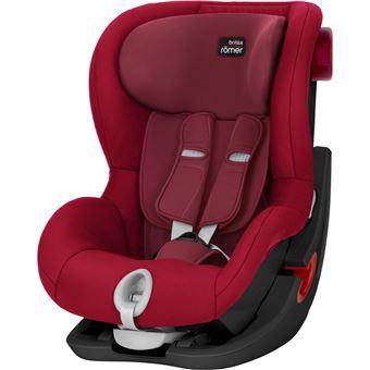 Cadeira auto para bebé Britax Römer KING II | Vermelho
