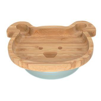 Babete Lässig Teller Bamboo Little Chums Dog-