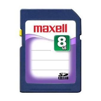 Maxell 8GB SDHC