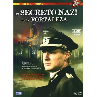 El Secreto Nazi De La Fortaleza (4 DVD)
