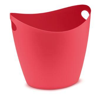 koziol BOTTICHELLI XL 28l Oval Vermelho bacia