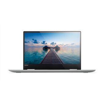 "Portátil Híbrido Lenovo 720 700 i7 8GB 13.3"" Platina"
