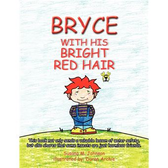 bryce With His Bright Red Hair Paperback -