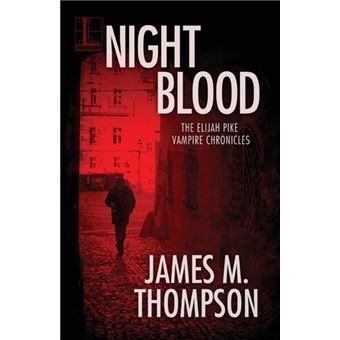 night Blood Paperback -