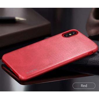 Capa X Level Vintage Iphone X / Xs - Vermelho Vermelho