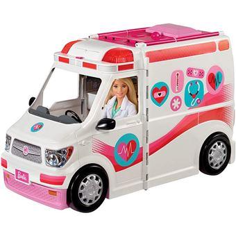 Barbie Ambulância FRM19