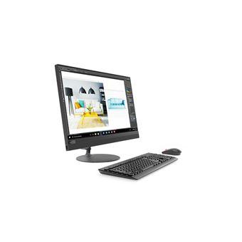 Desktop All-in-one Lenovo 520 i3 2,00 GHz 8GB SSD 256GB Preto