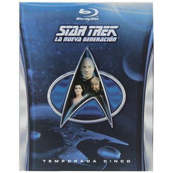 Star Trek: The Next Generation (1989) Temporada 5 / Star Trek: La nueva generación (6Blu-ray)