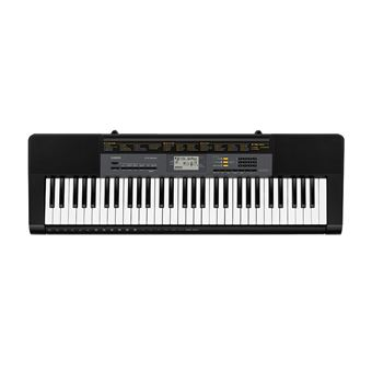 Casio CTK-2500 61teclas Preto piano digital