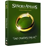 The Lord of the Rings: The Fellowship of the Ring / El Señor de los Anillos: La Comunidad del Anillo (Blu-ray)
