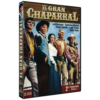 El Gran Chaparral Temp 2 Vol 1 / The High Chaparral