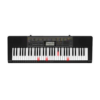 Casio LK-265 61teclas Preto piano digital