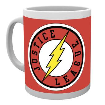 Caneca de Cerâmica GB Eye DC Comics The Flash Justice League