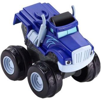 Fisher-Price CGK24 Plástico brinquedo sobre rodas Preto e Azul