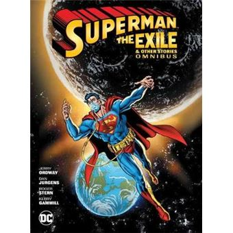 Superman Exile And Other Stories Omnibus