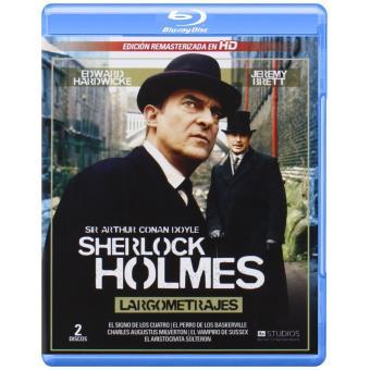 Sherlock Holmes Largometrajes Brd