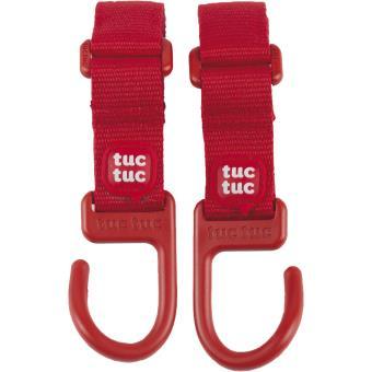 Ganchos Bolsa Maternidade TUC TUC Easy Fixer Basicos Deco Cinzento