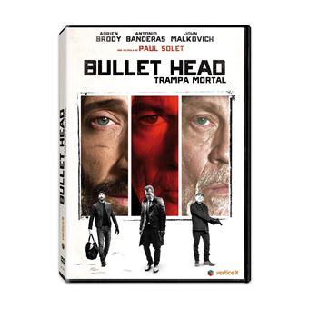 Bullet Head: trampa mortal (DVD)
