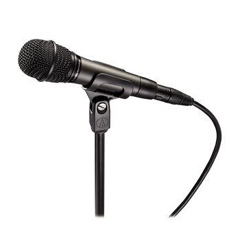 Audio-Technica ATM610A Studio microphone Com fios Preto microfone