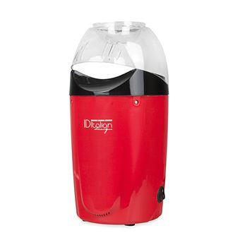 ID Italian IDECUSWEET03 máquina de fazer pipocas Vermelho 1200 W
