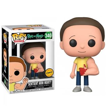 Funko POP! Rick and Morty - Sentient Arm Morty Chase - 340